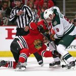 chicao blackhawks vs minnesota wild stanley cup playoffs images 2015