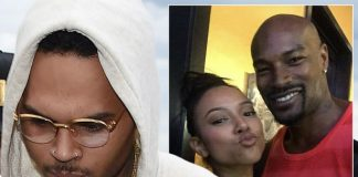 chris brown tyson beckford love triangle 2015