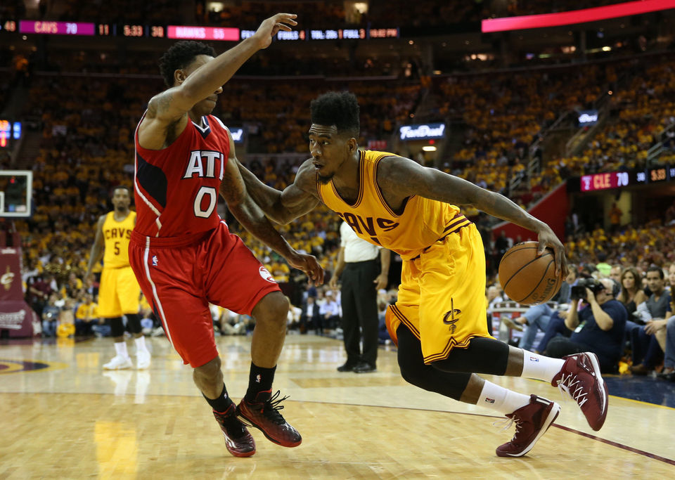 cleveland cavaliers beat hawks nba final 2015