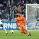 cristiano ronaldo real madrid vs juventus champions league 2015