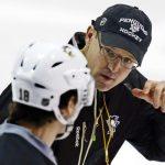 Dan Bylsma new coach of buffalo sabres nhl 2015