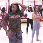 dancing dolls getting ready for bring it battle royale 2015