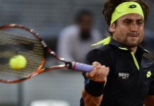 david ferrer beats richard gasquet at 2015 rome masters open