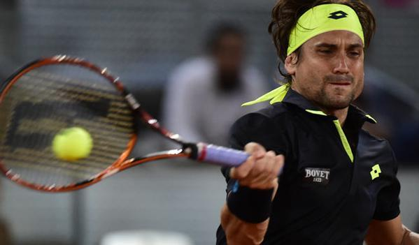 david ferrer beats richard gasquet at 2015 rome masters open
