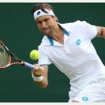 david ferrer tongue going for atp nottingham open 2015 images