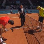 david ferrer vs albert ramos vinolas 2015 madrid open