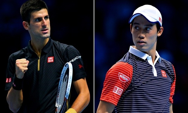 david ferrer to face either novak djokovic or kei nishikori italian open 2015