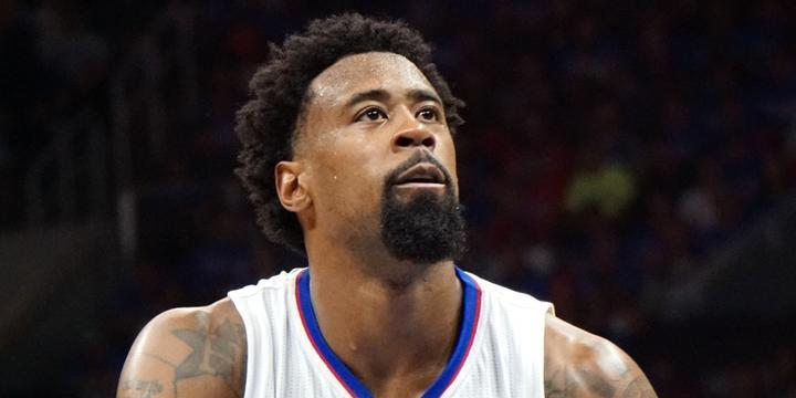 deandre jordan leaving los angles clippers 2015