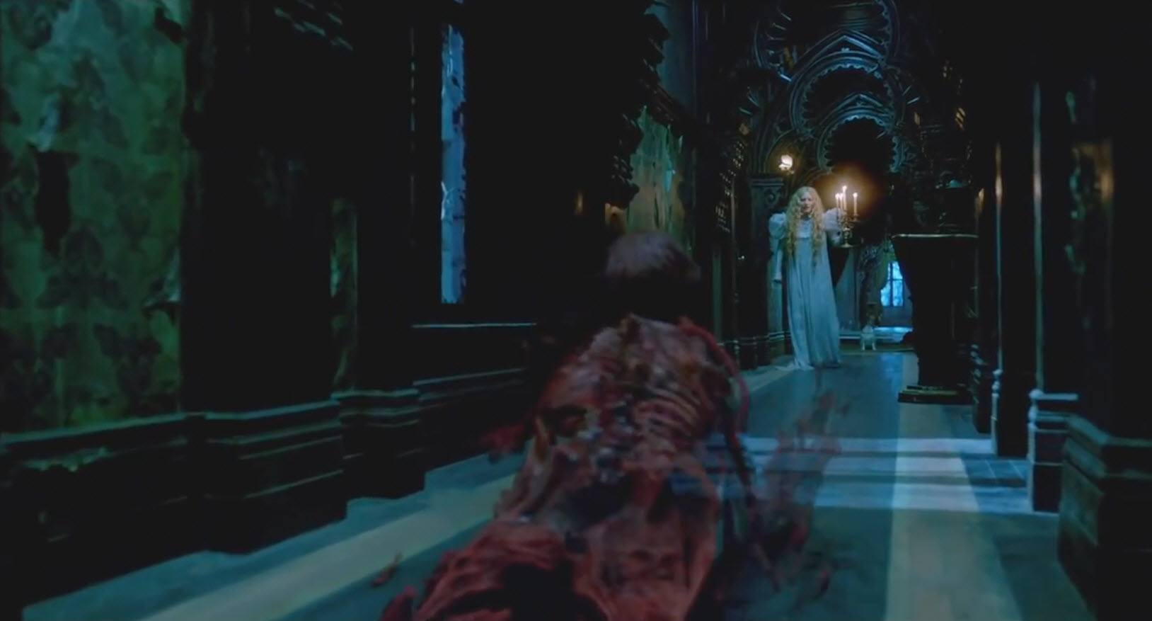 crimson peak trailer images 2015
