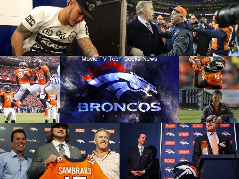 denver broncos draft offseason 2015 images