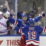 derek stepan rangers goal for 2015 stanley cup playoffs