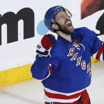 dominic moore scores first for rangers 2015 stanley cup playoffs