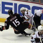 ducks lose to blackhawks stanley cup playoffs 2015