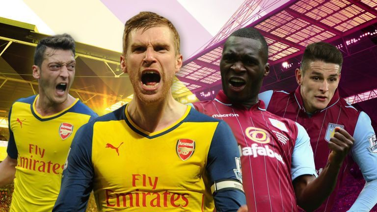 fa cup final arsenal vs aston villa 2015