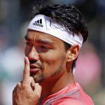 Fabio Fognini Defeats Grigor Dimitrov: 2015 Rome Masters Open