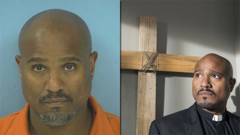 father gabriel set gilliam arrested on walking dead drugs 2015
