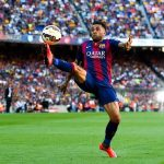 fc barcelona kick win for la liga title 2015