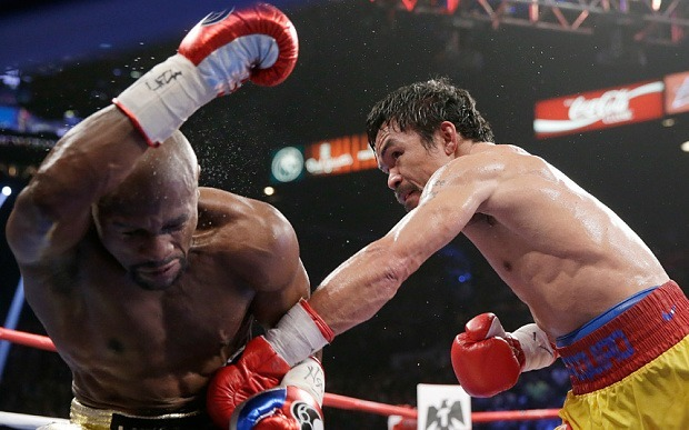 floyd mayweather vs manny pacquiao fight 2015