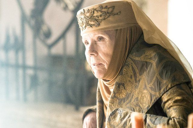 game of thrones unbowed unbend unbroken recap diana rigg 2015