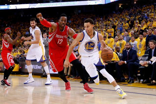 golden state warriors beat houston rockets 2015 nba finals