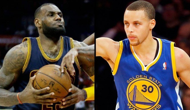 golden state warriors vs cleveland cavaliers 2015 nba finals