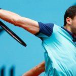 grigor dimitrov vs fabio fognini 2015 rome masters open