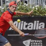 Guillermo Garcia-Lopez Ousts Marin Cilic from 2015 Rome Masters Open