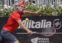 guillermo garcia lopez beats marin cilic 2015 rome masters open