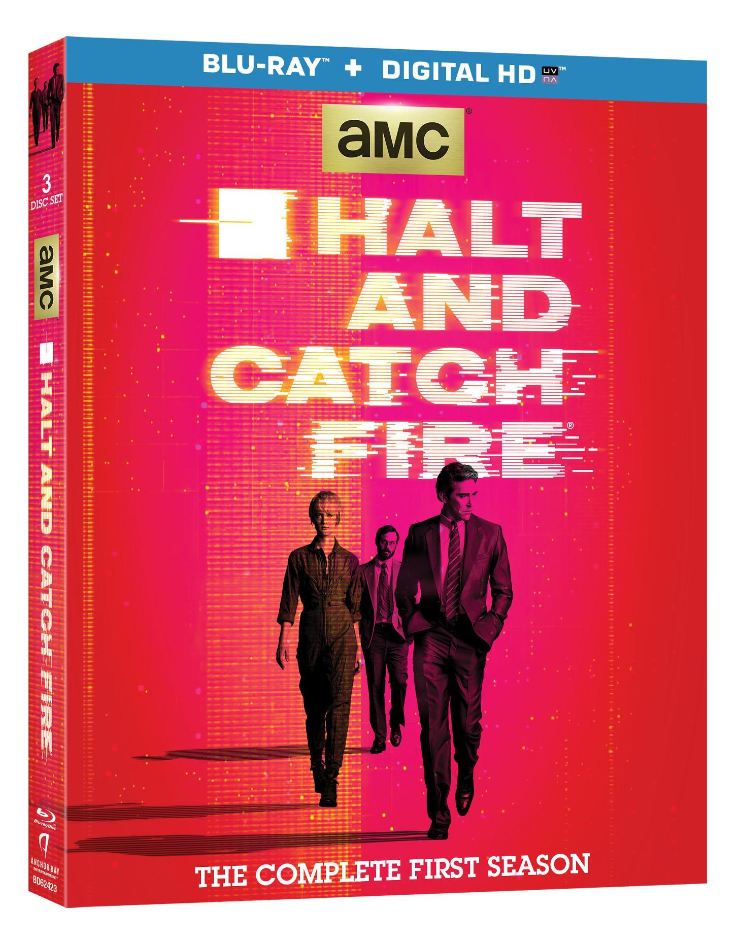 halt and catch fire blu ray 2015