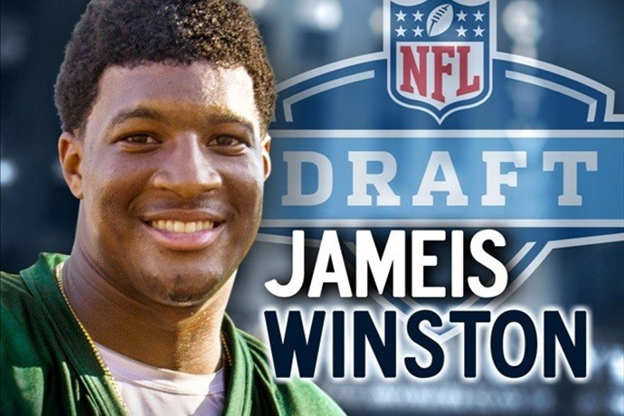tampa bay bucs pick up jameis winston for 2015 nfl draft