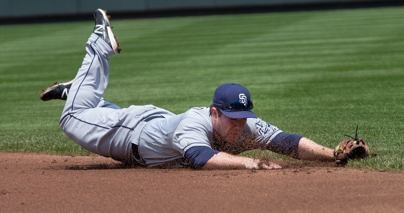 Jedd Gyorko padres big losers national league mlb 2015