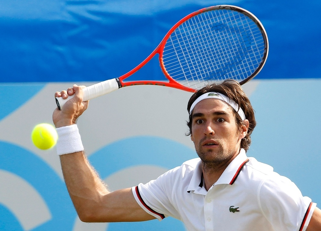 jeremy chardy loses to andy murray 2015 rome masters open