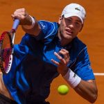 John Isner To Face Roger Federer Or Nick Kyrigios Next: 2015 Madrid Open