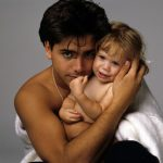 john stamos with mary kate olsen as baby full house 2015