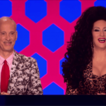 john waters with michelle visage on rupauls drag race ep 709