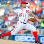 jordan zimmerman improving for nationals mlb league 2015