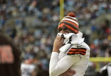 josh mccown pushing out johnny manziel for starting browns 2015