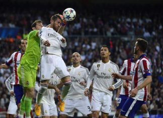 juventus vs real madrid champions league soccer 2015