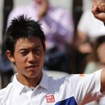 Kei Nishikori vs  Thomaz Bellucci Or Marinko Matosevic: 2015 French Open