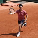 kei nishikori tennis run 2015 french open