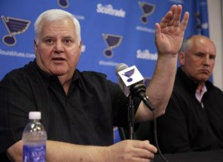ken hitchcock staying with st louis blues nhl 2015