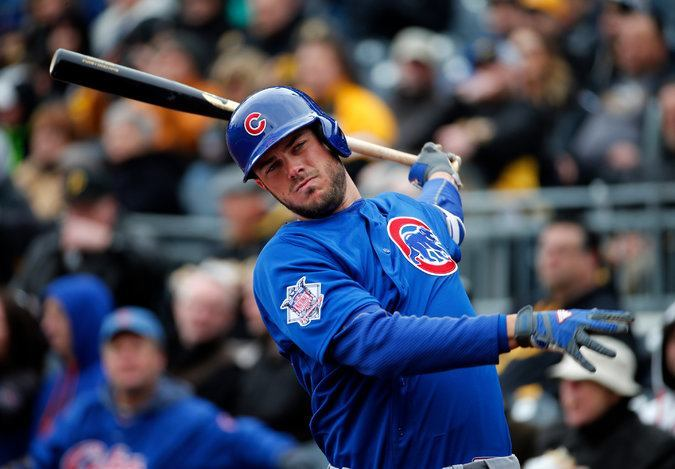 kris bryant landing top man cubs national league week 5 2015