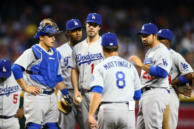 la dodgers national league week 7 losers mlb 2015