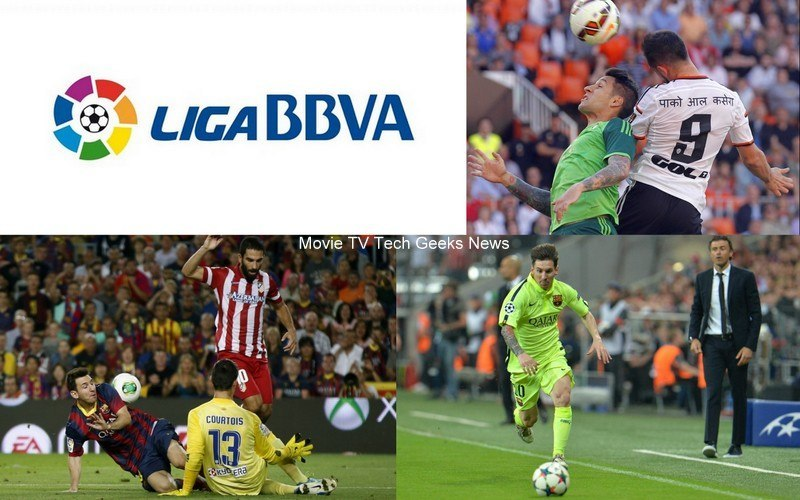 la liga week 37 soccer barcelona images 2015