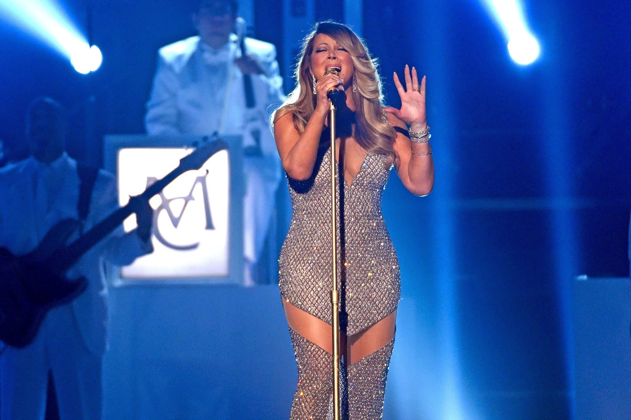 mariah carey billboard music awards mixed reviews 2015