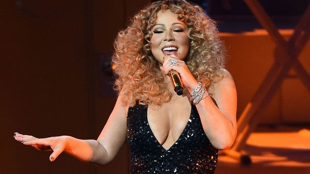 mariah carey cancels shows due to throat sick 2015 gossip
