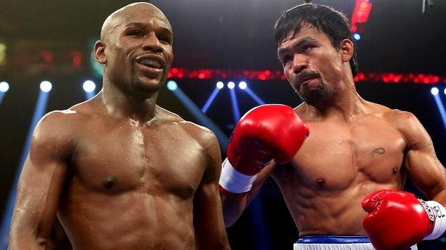 mayweather pacquiao fight 2015