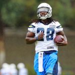 melvin gordon getting attention for san diego chargers nfl 2015