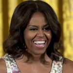Michelle Obama top 10 most inspirational celebrities 2015