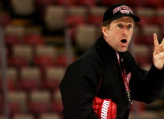 mike babcock now coaching toronto maple leafs 2015 hockey
